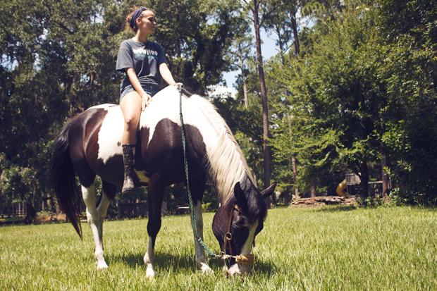 RidingHorse